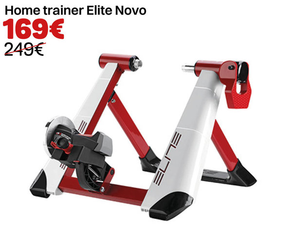 Home trainer Elite Novo
