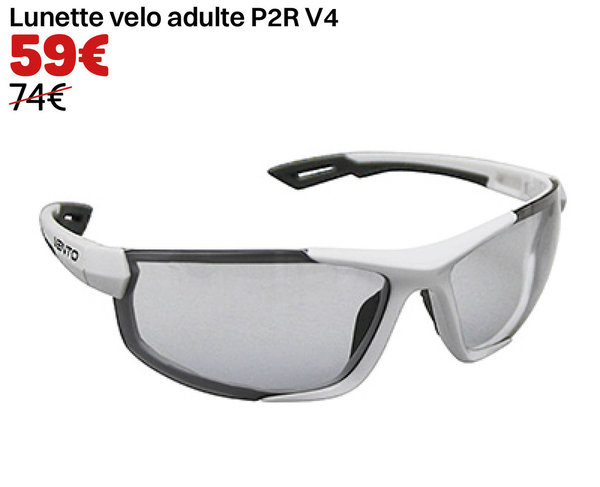 Lunette velo adulte photocromic v4
