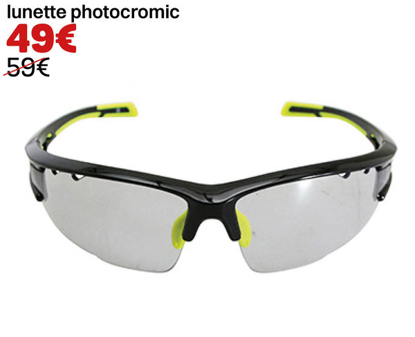 lunette photocromic