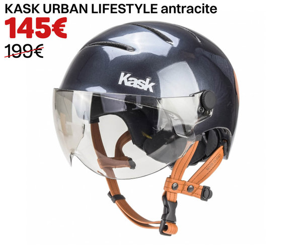KASK URBAN LIFESTYLE antracite