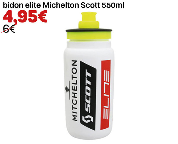 bidon elite Michelton Scott 550ml