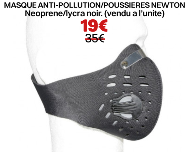 MASQUE ANTI-POLLUTION