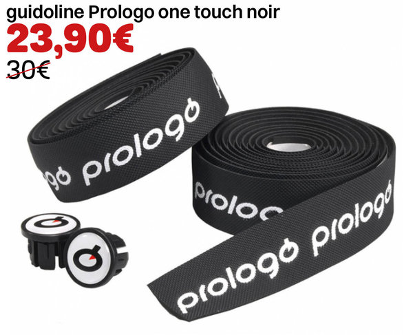 guidoline Prologo one touch noir